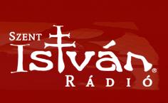 Riport a Szent István Rádióban